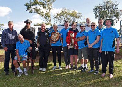 2019 SSA Regatta - PASC Team - 1st