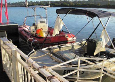 2019 SSA Regatta - Support Boats