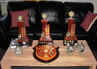 2019 SSA Regatta - Trophies